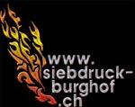Siebdruck Burghof